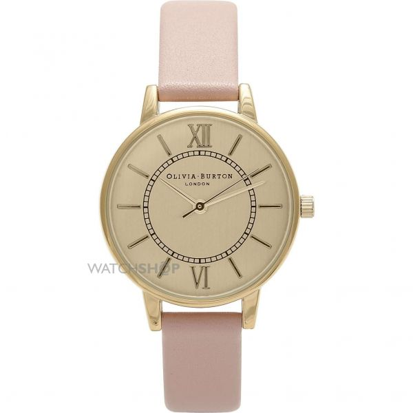 Ladies Olivia Burton Wonderland Watch OB13WD01