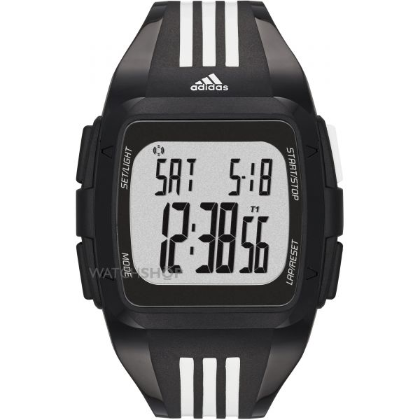 Mens Adidas Performance Duramo XL Alarm Chronograph Watch ADP6089