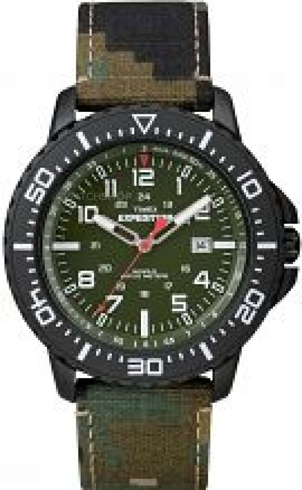 Mens Timex Indiglo Expedition Watch T49965