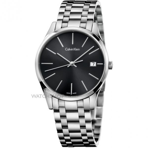 Mens Calvin Klein Time Watch K4N23141