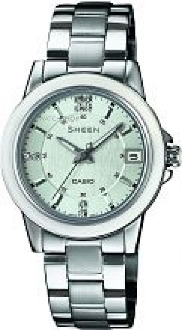 Ladies Casio Sheen Watch SHE-4512D-2AUER