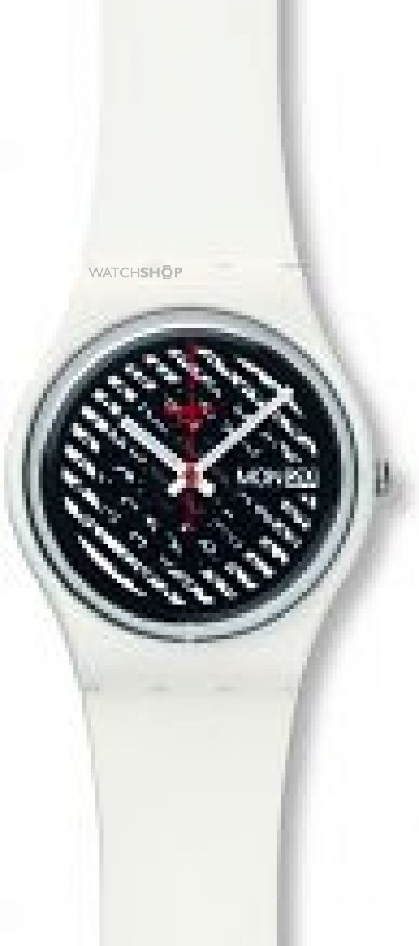 Unisex Swatch Off The Grill Watch GW704