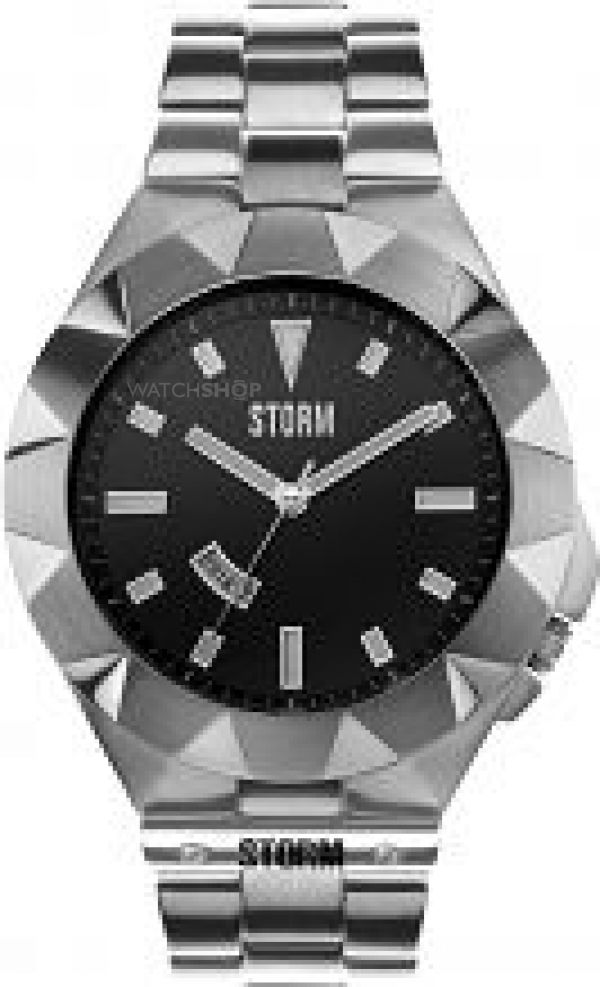 Mens STORM Mizzan XL Watch MIZZAN-XL-BLACK