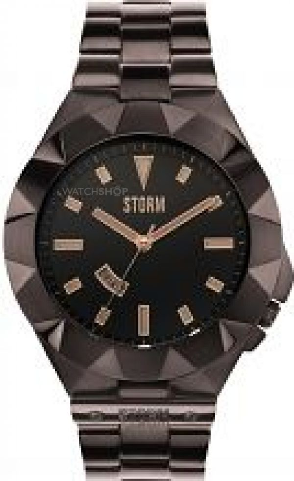Mens STORM Mizzan XL Watch MIZZAN-XL-BROWN