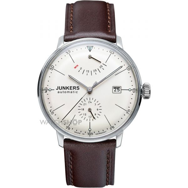 Mens Junkers Bauhaus Automatic Watch 6060-5