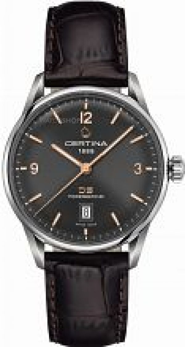 Mens Certina DS Powermatic 80 Automatic Watch C0264071608701