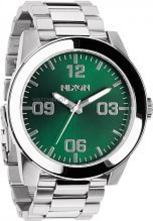 Mens Nixon The Corporal SS Watch A346-1696
