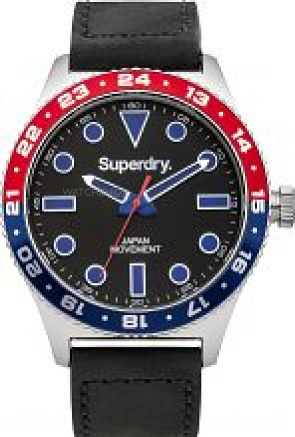 Mens Superdry Retro Sport Watch SYG143B