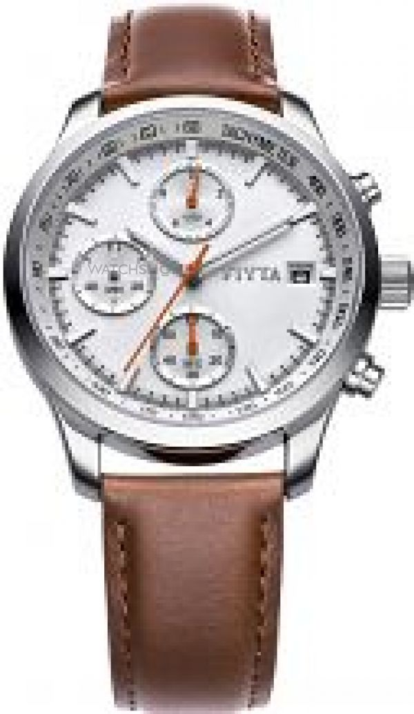 Mens FIYTA Elegance Chronograph Watch G786.WWR