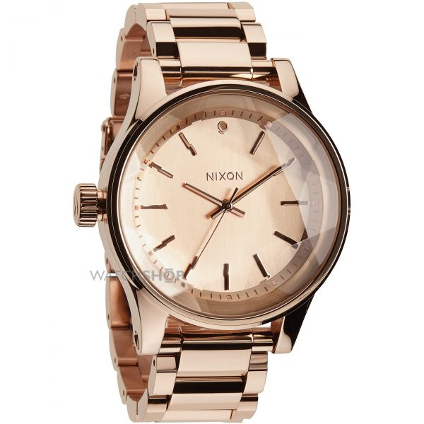 Ladies Nixon The Facet Watch A384-897