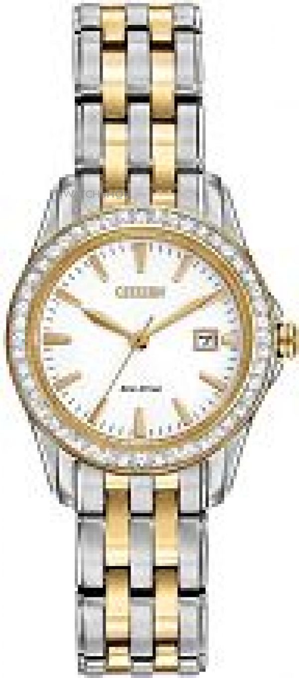 Ladies Citizen Eco-Drive Watch EW1908-59A