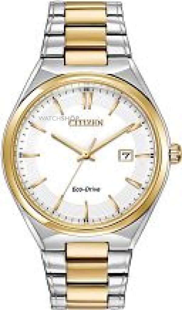 Mens Citizen Eco-Drive Watch BM7314-55A