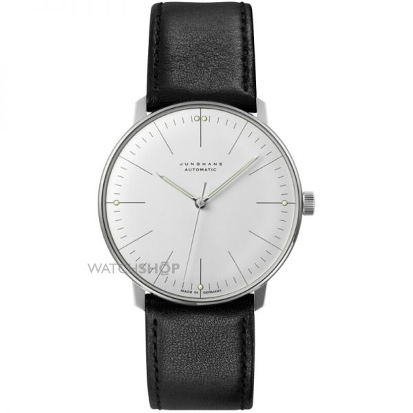 Mens Junghans Max Bill Automatic Watch 027/3501.00