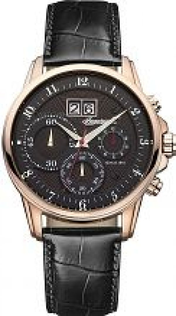 Mens Ingersoll Soho Chronograph Watch INQ015BRRS