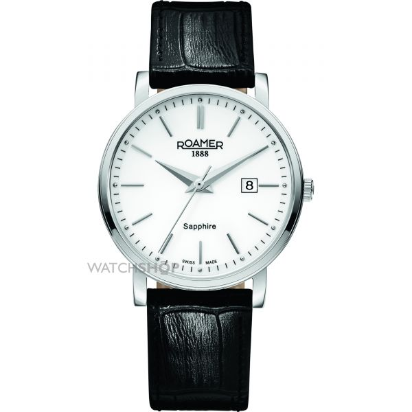 Mens Roamer Classic Line Watch 709856412507