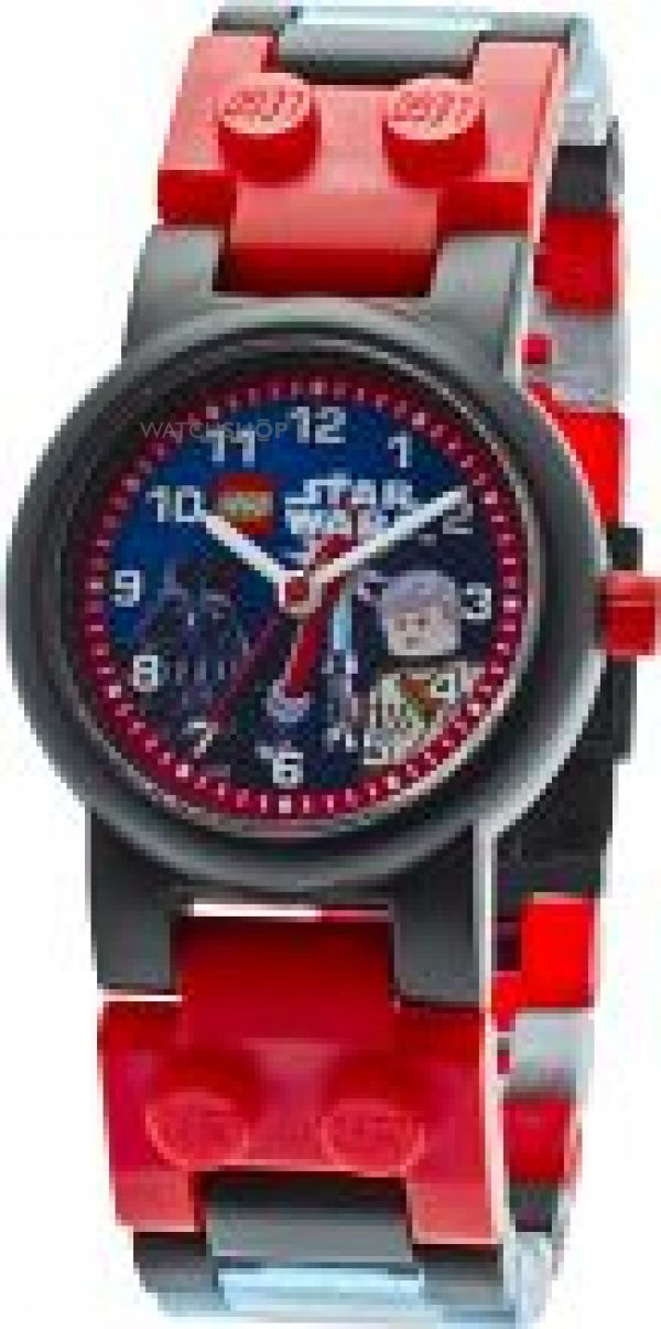 Childrens LEGO Star Wars Obi-Wan Kenobi Vs Darth Vader Bundle Watch 9001192