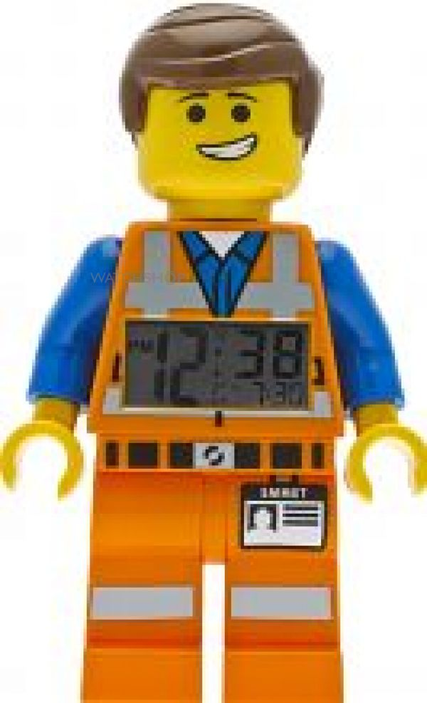 LEGO Movie Emmet Alarm Watch 9009945