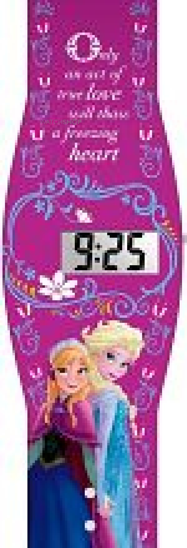 Childrens Character Frozen LCD Watch FROZ2