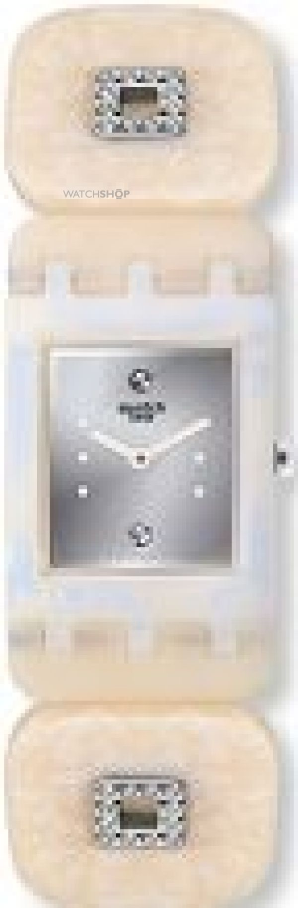 Ladies Swatch Original Square - Skytop L Watch SUBW110A