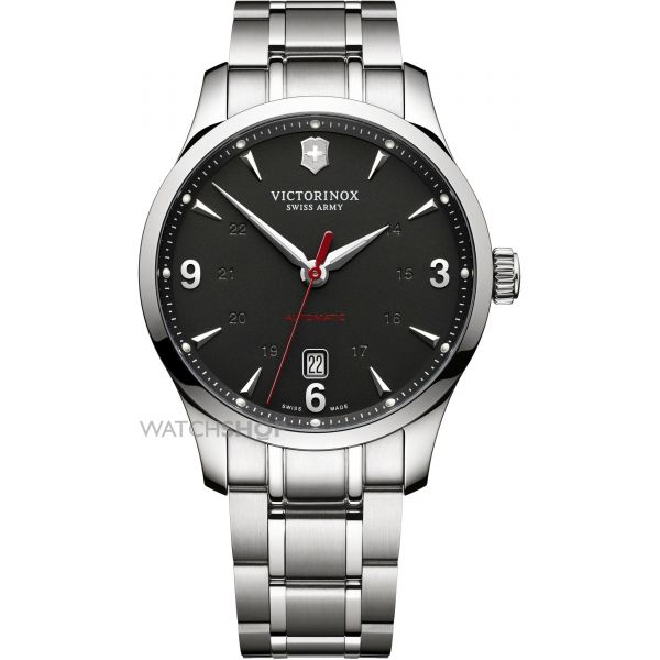 Mens Victorinox Swiss Army Alliance Auto Automatic Watch 241669