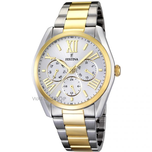 Ladies Festina Watch F16751/1