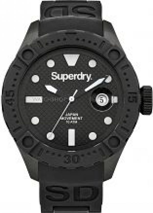 Mens Superdry Deep Sea Watch SYG162W