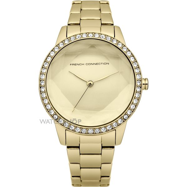 Ladies French Connection Watch FC1215GM