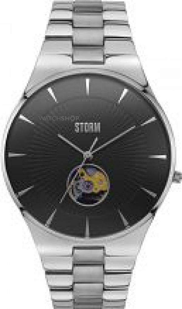 Mens STORM Autoslim Automatic Watch AUTOSLIM-BLACK