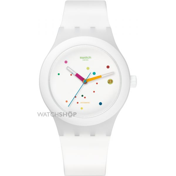 Unisex Swatch Sistem 51 Automatic Watch SUTW400