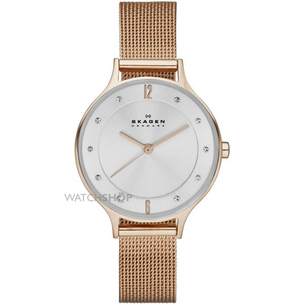Ladies Skagen Anita Refined Watch SKW2151