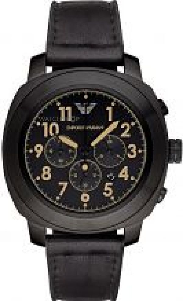 Mens Emporio Armani Chronograph Watch AR6061