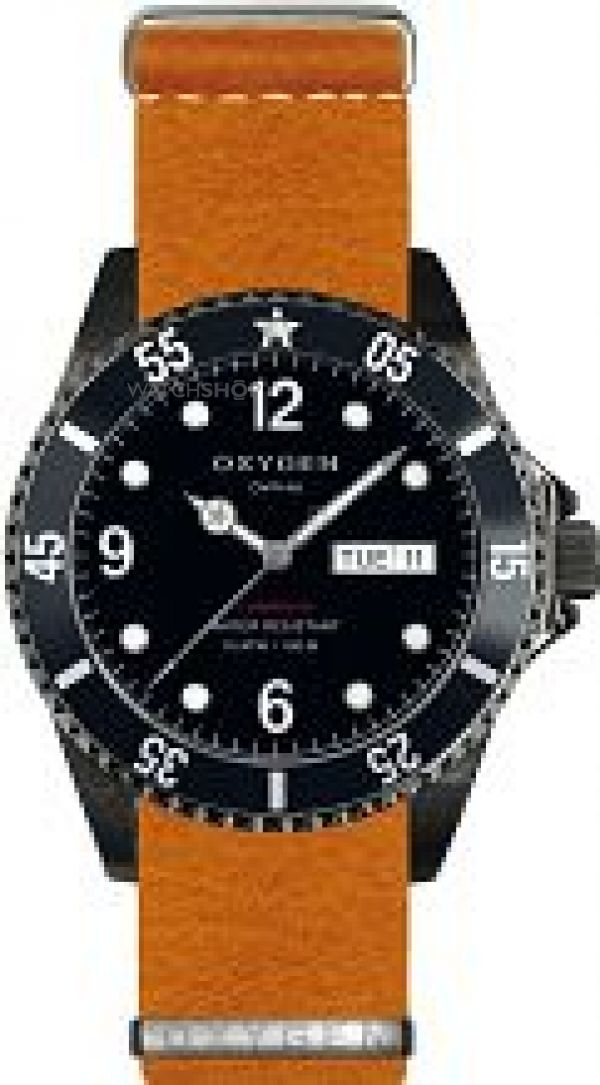 Mens Oxygen Watch EX-D-MBB-40-NL-OR