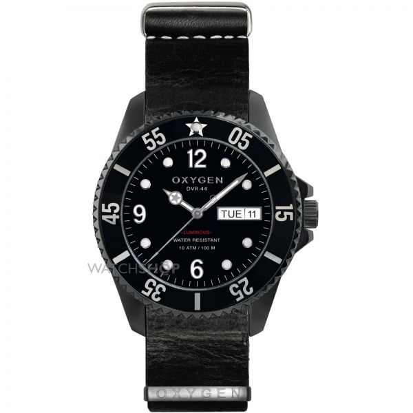Mens Oxygen Watch EX-D-MBB-44-NL-BL