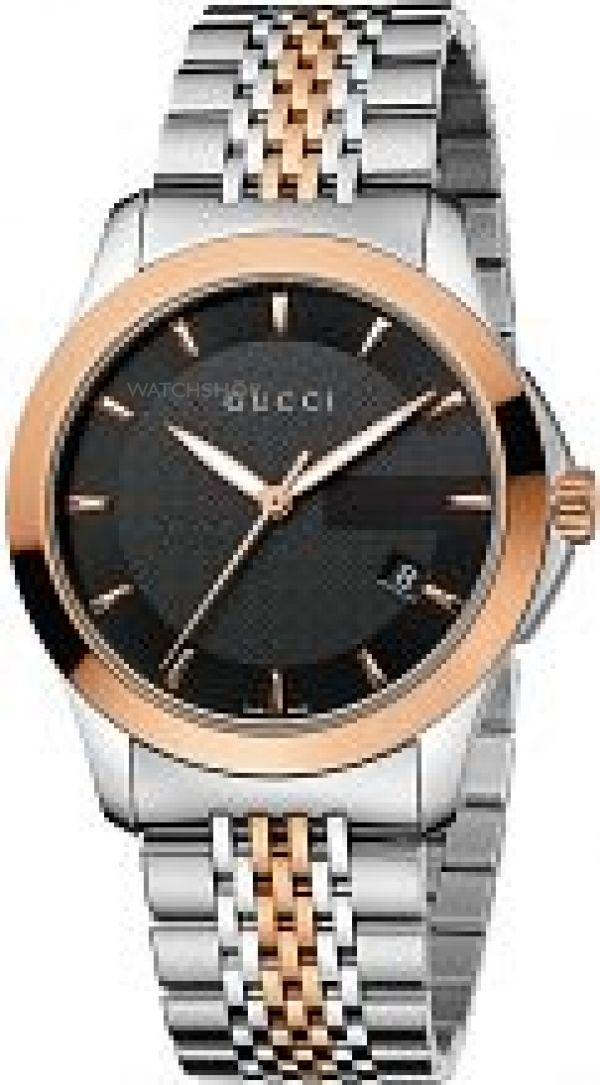 Mens Gucci G-Timeless Watch YA126410