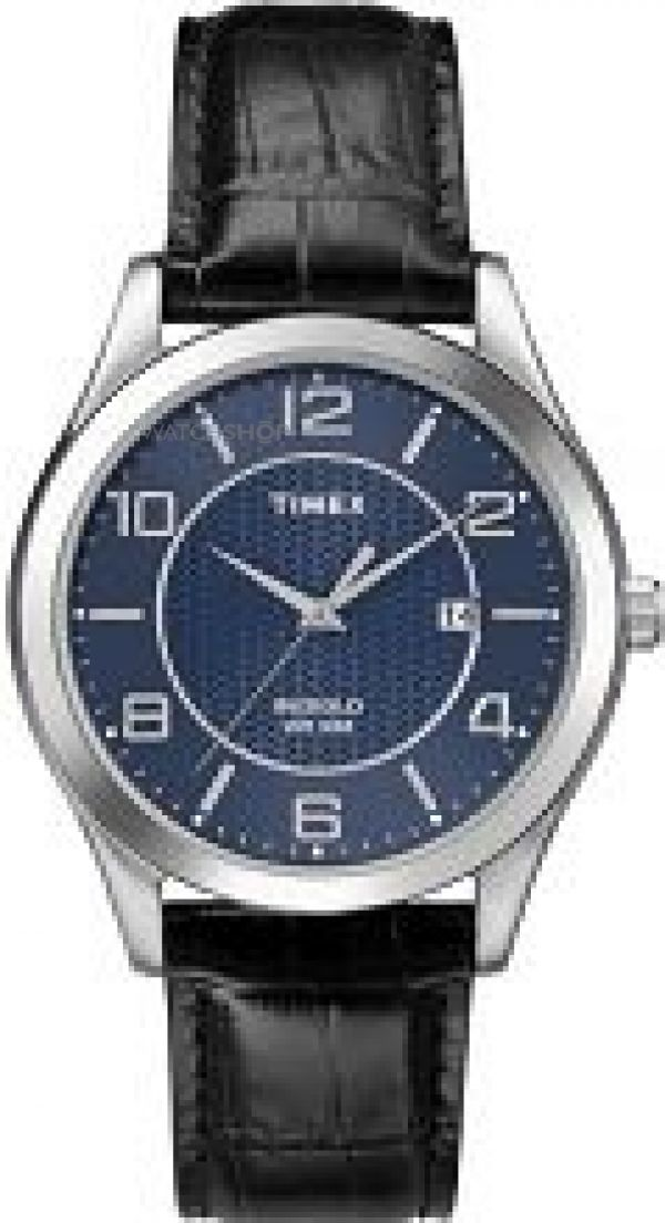 Mens Timex Indiglo Grand Street Watch T2P451