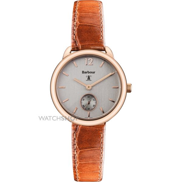 Ladies Barbour Whitley Watch BB035RSTN