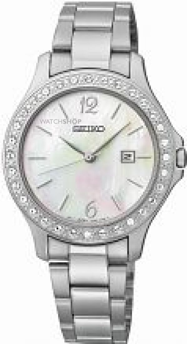Ladies Seiko Watch SXDF77P1