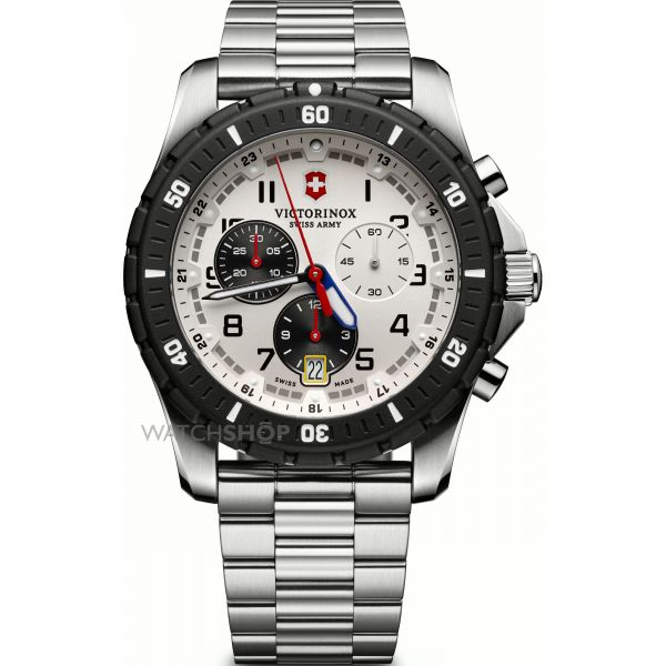 Mens Victorinox Swiss Army Maverick Sport Chronograph Watch 241681
