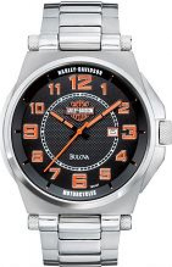 Mens Harley Davidson Watch 76B157