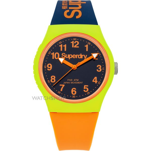 Mens Superdry Urban Watch SYG164MU