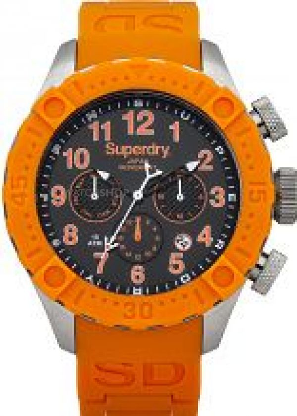 Mens Superdry Scuba Harpoon Watch SYG180O