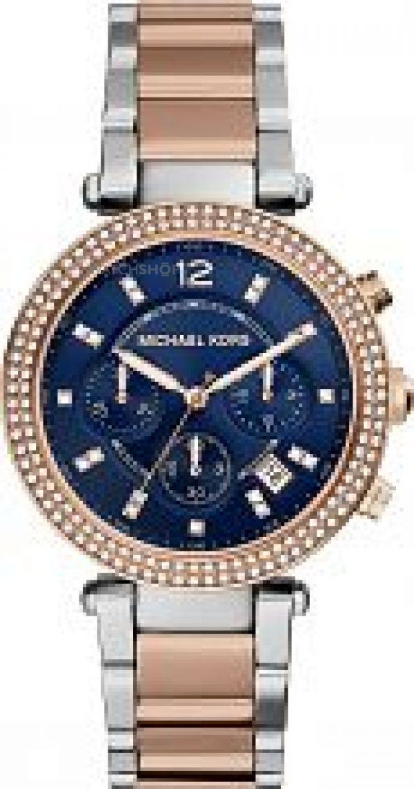 Ladies Michael Kors Parker Chronograph Watch MK6141