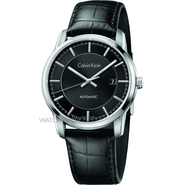 Mens Calvin Klein Infinity Automatic Watch K5S341C1