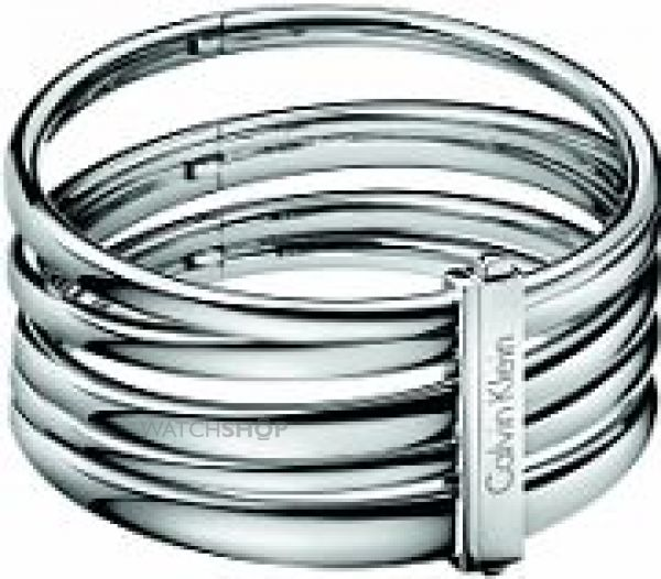 Ladies Calvin Klein Stainless Steel Sumptuous Bangle KJ2GMD00010M
