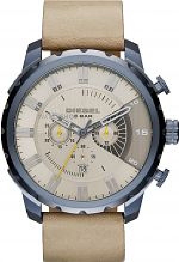 Mens Diesel Stronghold Urban Safari Chronograph Watch DZ4354