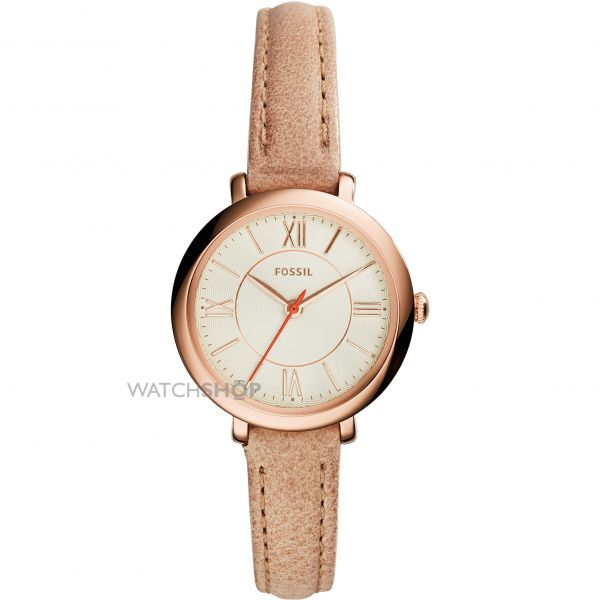 Ladies Fossil Jacqueline Watch ES3802