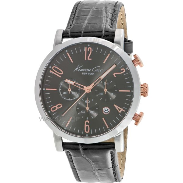 Mens Kenneth Cole Chronograph Watch KC10020825