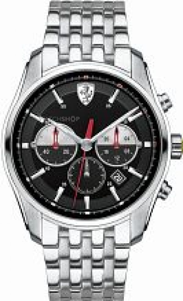 Mens Scuderia Ferrari GTB-C Chronograph Watch 0830197