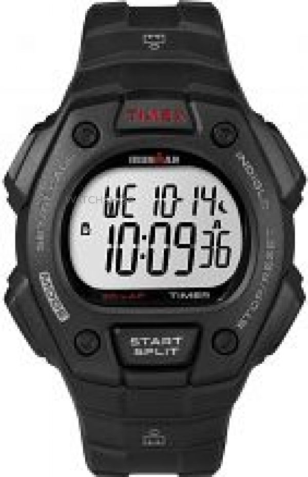Mens Timex Ironman Alarm Chronograph Watch T5K822