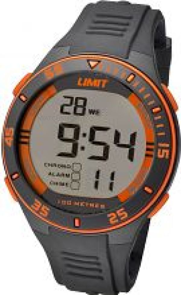 Mens Limit Active Alarm Chronograph Watch 5575.24